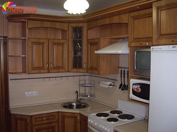 Сделать кухонный гарнитур в хрущевку своими руками