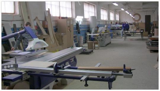 Цех изготовление мебели на заказ